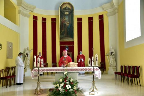 Gospić: Svetkovina Duhova i slavlje Svete potvrde