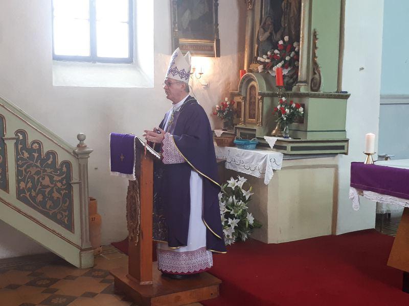 gornji kosinj biskup