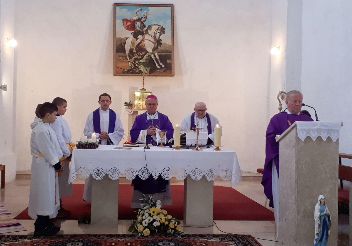 jezerane blagoslov crkve